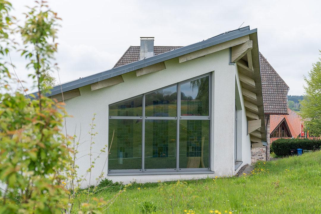Architekturbüro Kaiser Referenz Einsegnungshalle