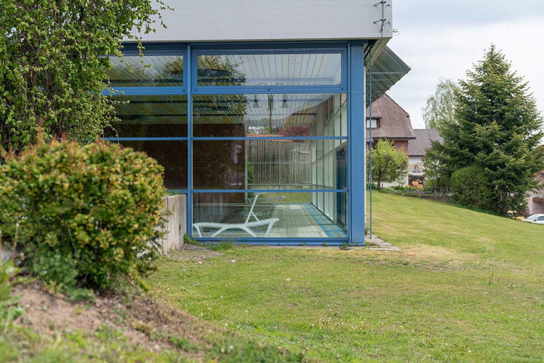 Architekturbüro Kaiser Referenz Hallenbad Blubb