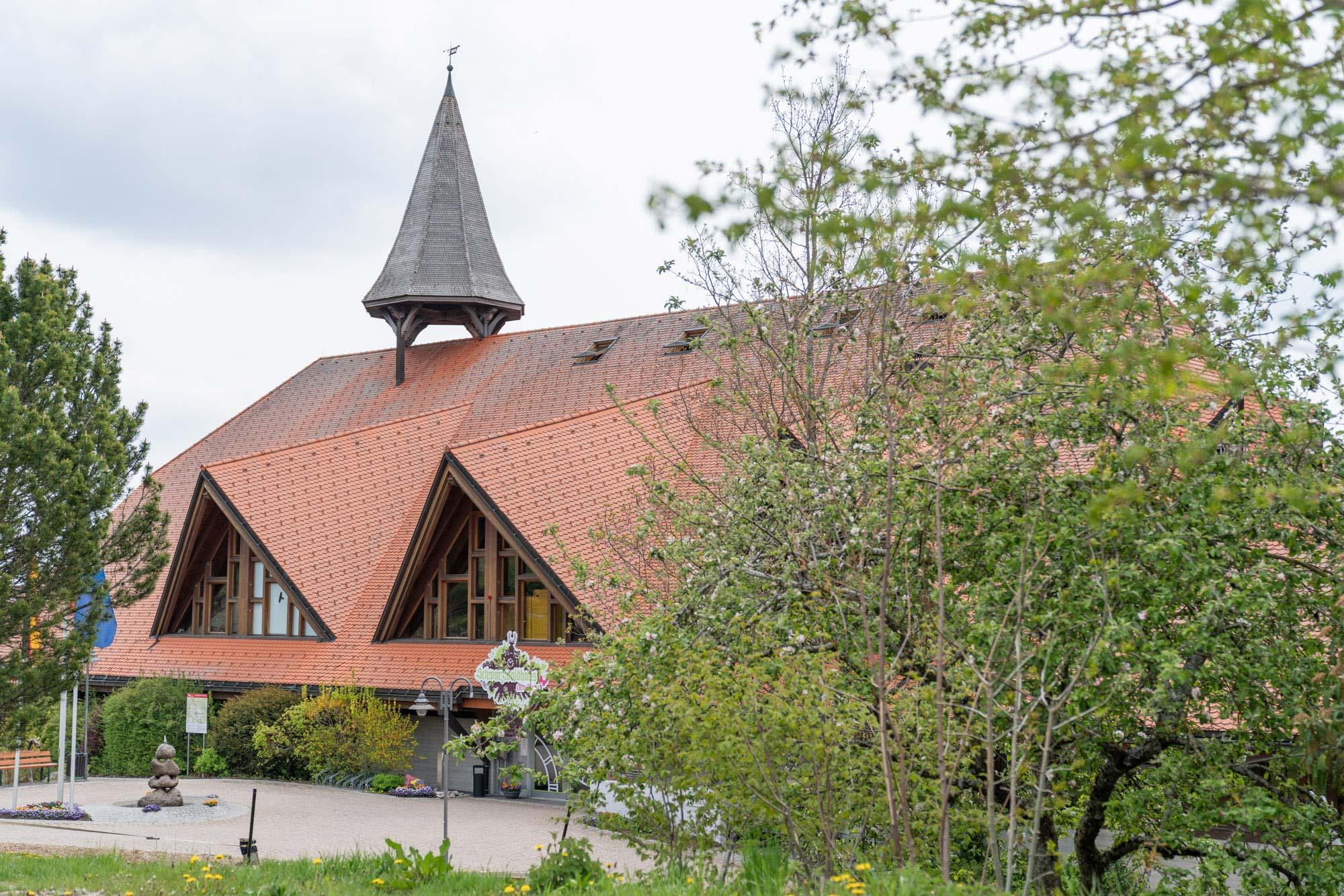 Architekturbüro Kaiser Referenz Schwarzwaldhalle