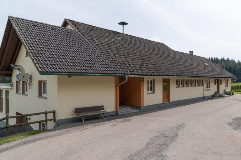 Architekturbüro Kaiser Referenz Schulhaus