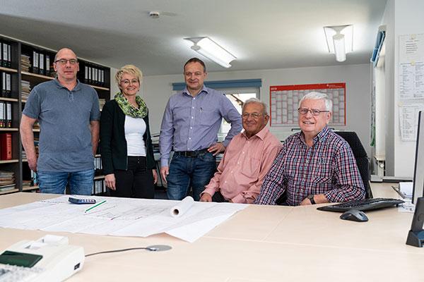 Team Architekturbüro Kaiser