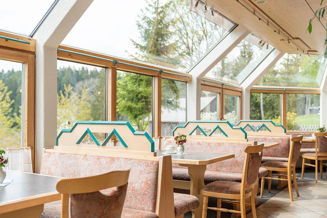 Architekturbüro Kaiser Referenz Café & Restaurant Jägerklause