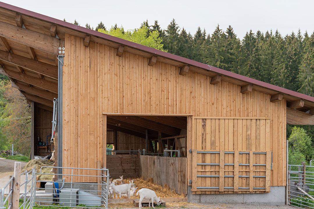 Architekturbüro Kaiser Referenz Stallgebäude