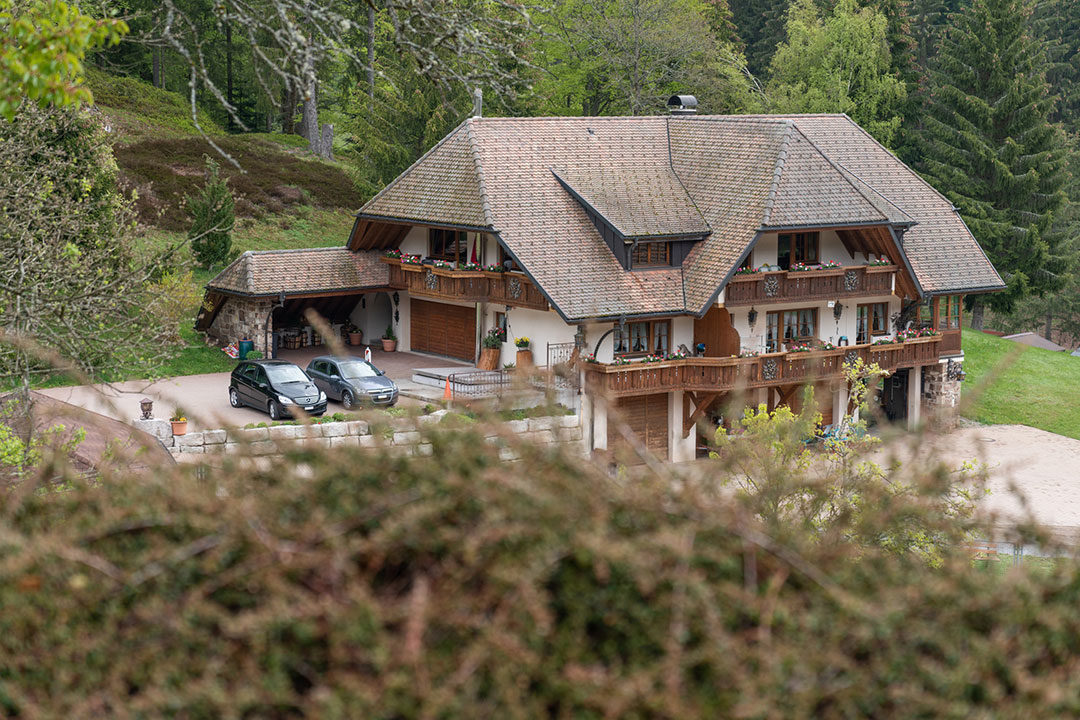 Architekturbüro Kaiser Referenz Tannenmühle / Schlüchtmühle