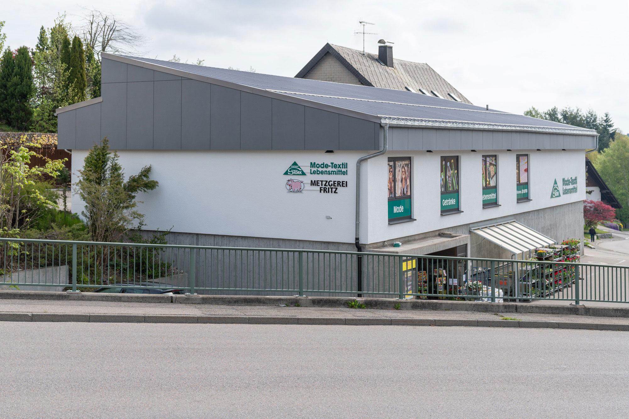Architekturbüro Kaiser Referenz Kaufhaus Stork