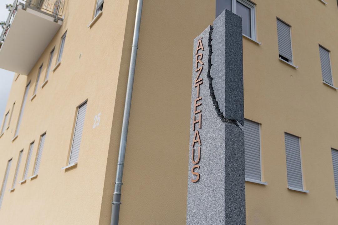 Architekturbüro Kaiser Referenz Ärztehaus