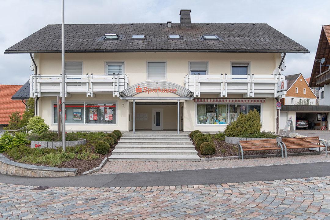 Architekturbüro Kaiser Referenz Sparkassen Filiale