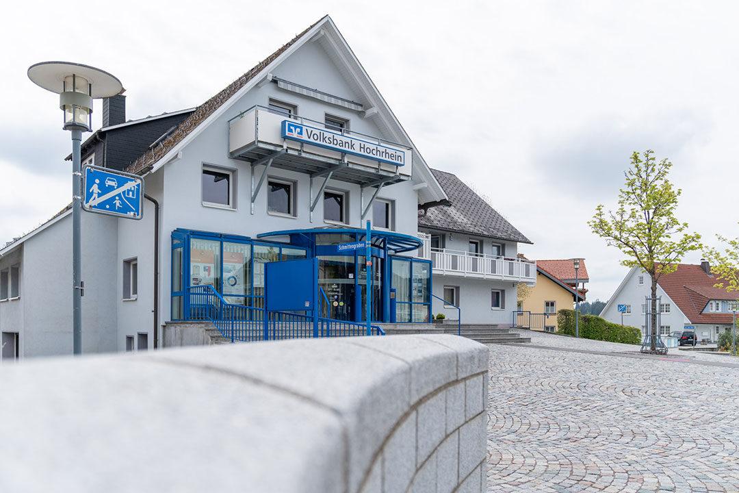Architekturbüro Kaiser Referenz Volksbank Filiale