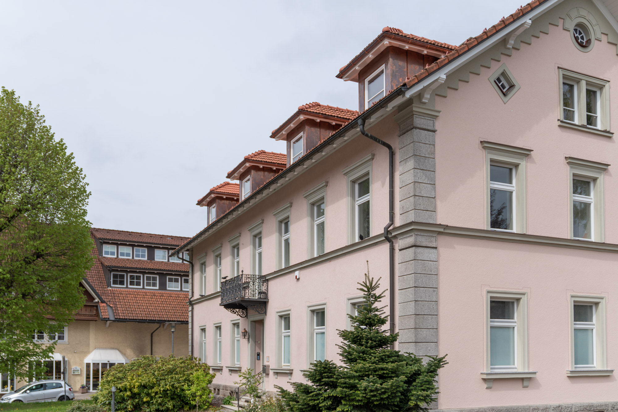 Architekturbüro Kaiser Referenz Wohn- & Bürogebäude