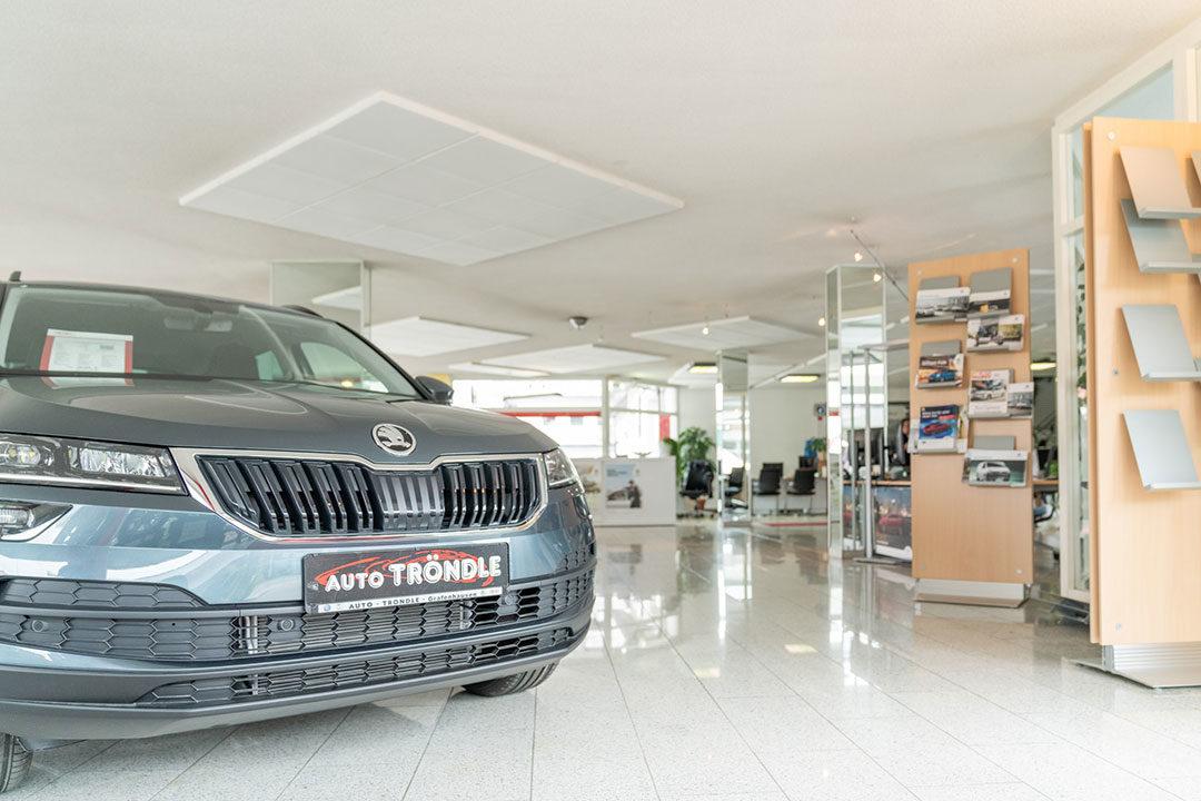 Architekturbüro Kaiser Referenz Autohaus Tröndle