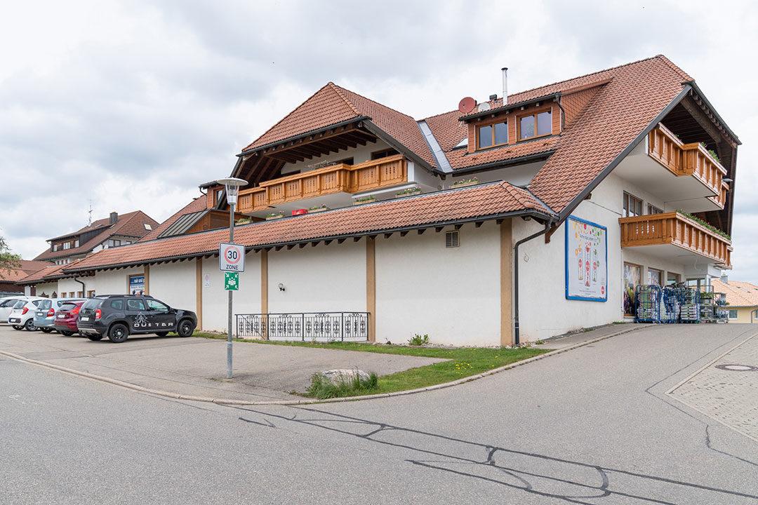 Architekturbüro Kaiser Referenz EDEKA Fechtig
