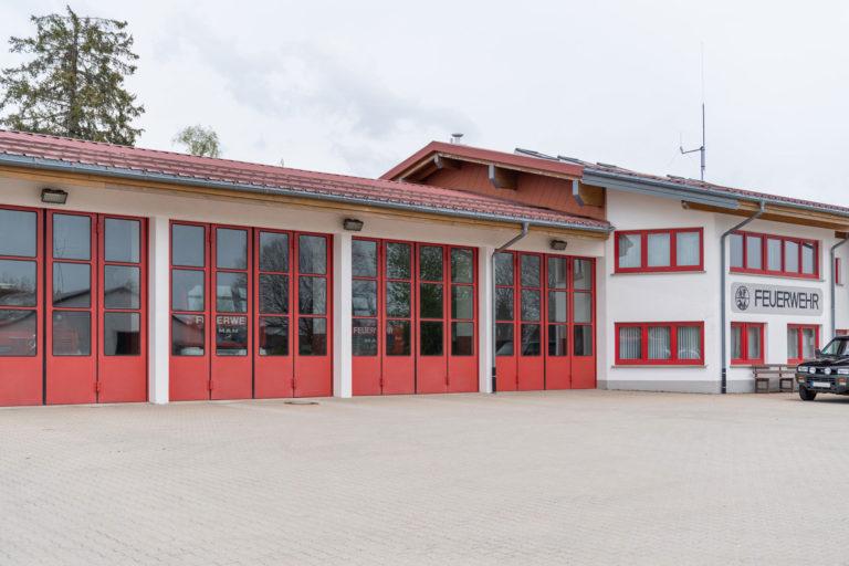 Architekturbüro Kaiser Referenz Feuerwehrhaus