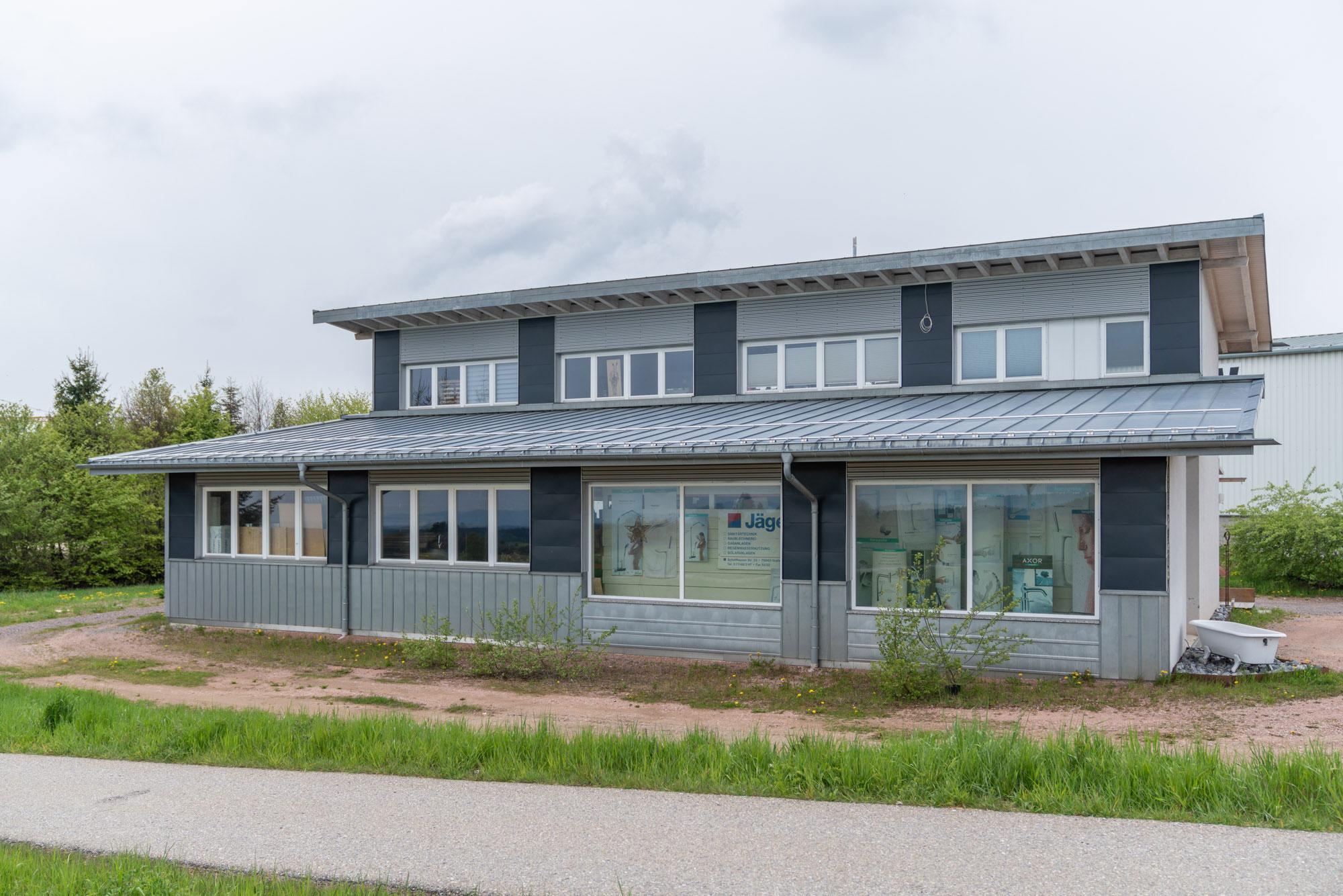 Architekturbüro Kaiser Referenz Sanitär Jäger