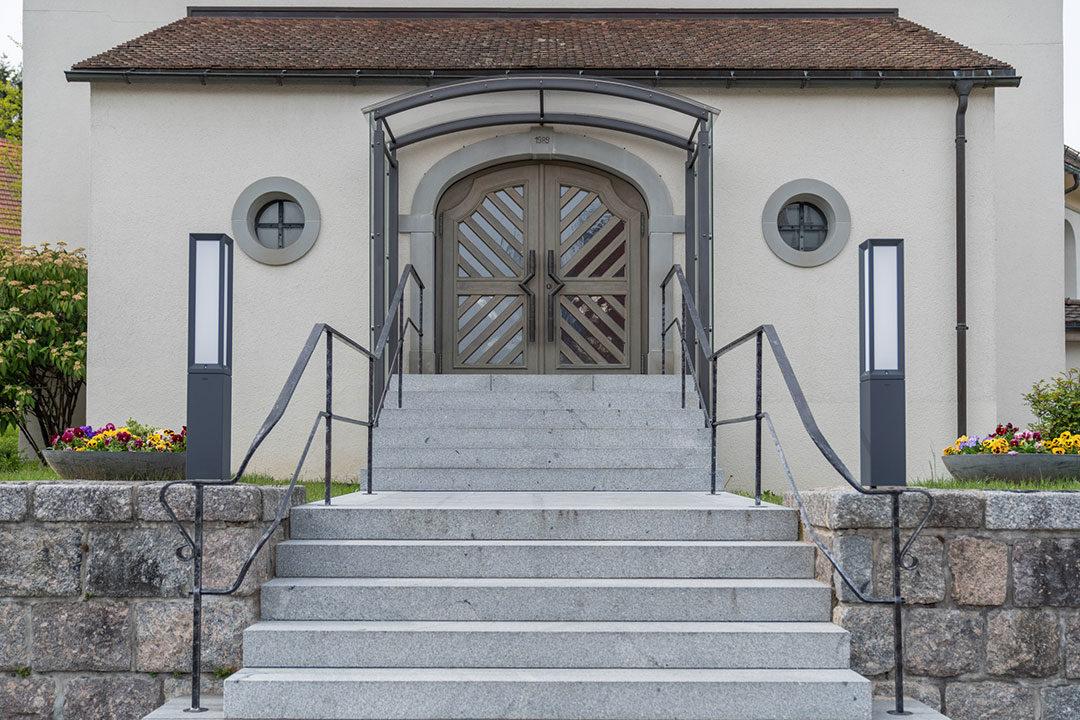 Architekturbüro Kaiser Referenz Pfarrkirche St. Ursula