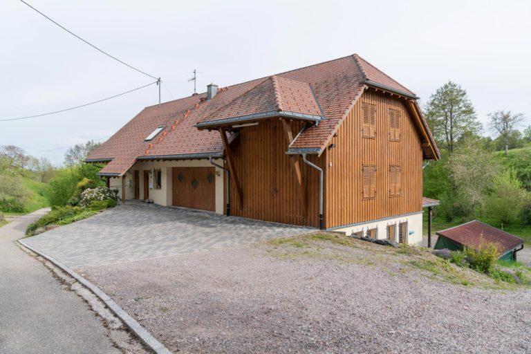 Architekturbüro Kaiser Referenz Wohn-/ Ökonomiegebäude