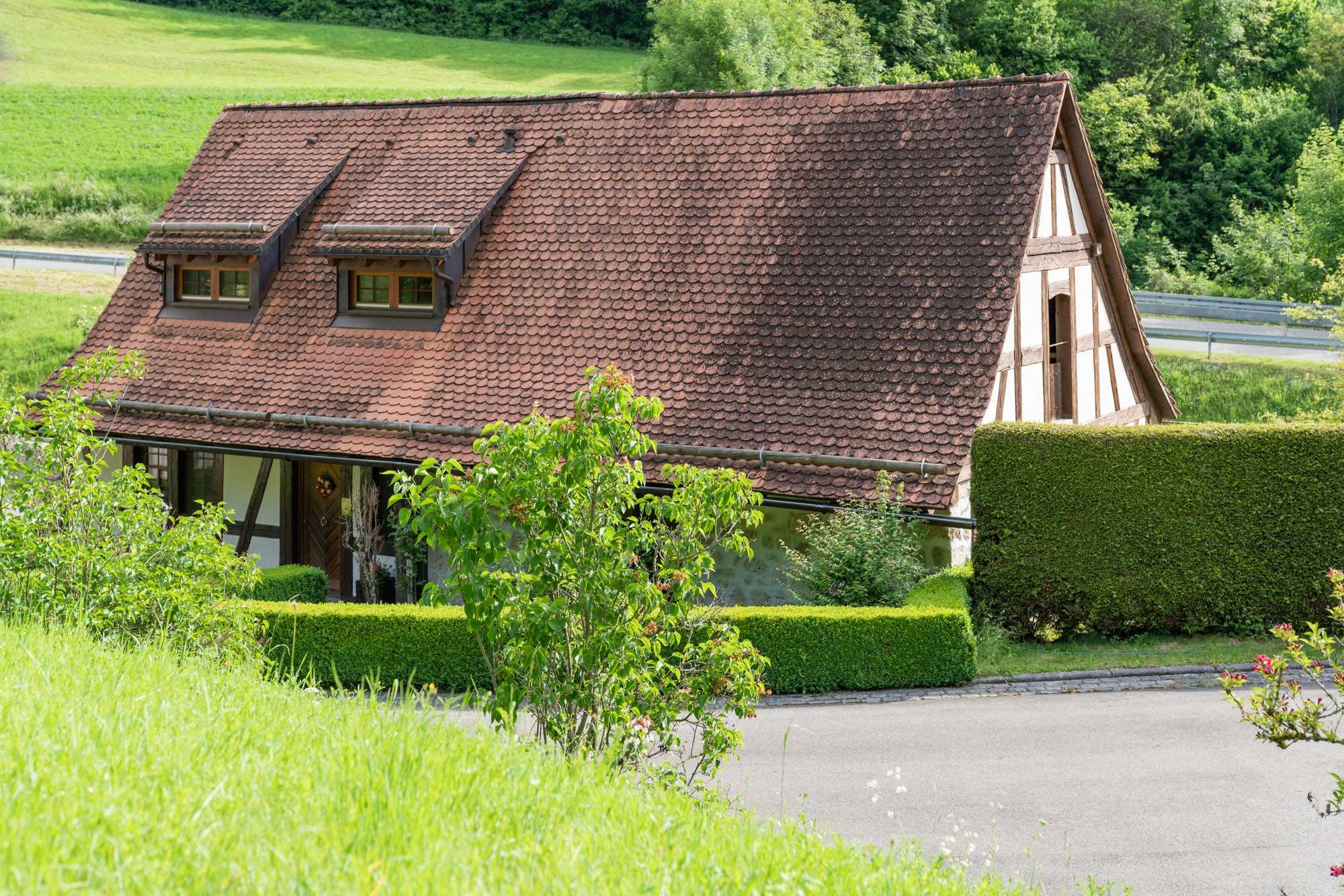 Architekturbüro Kaiser Referenz Mühle im Weiler