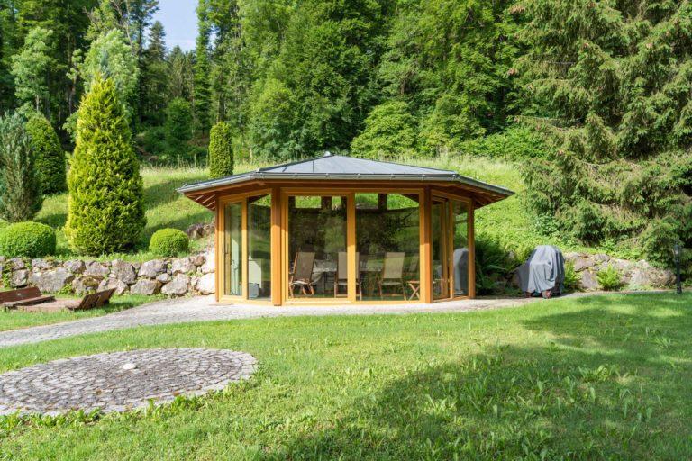 Architekturbüro Kaiser Referenz Gartenhaus
