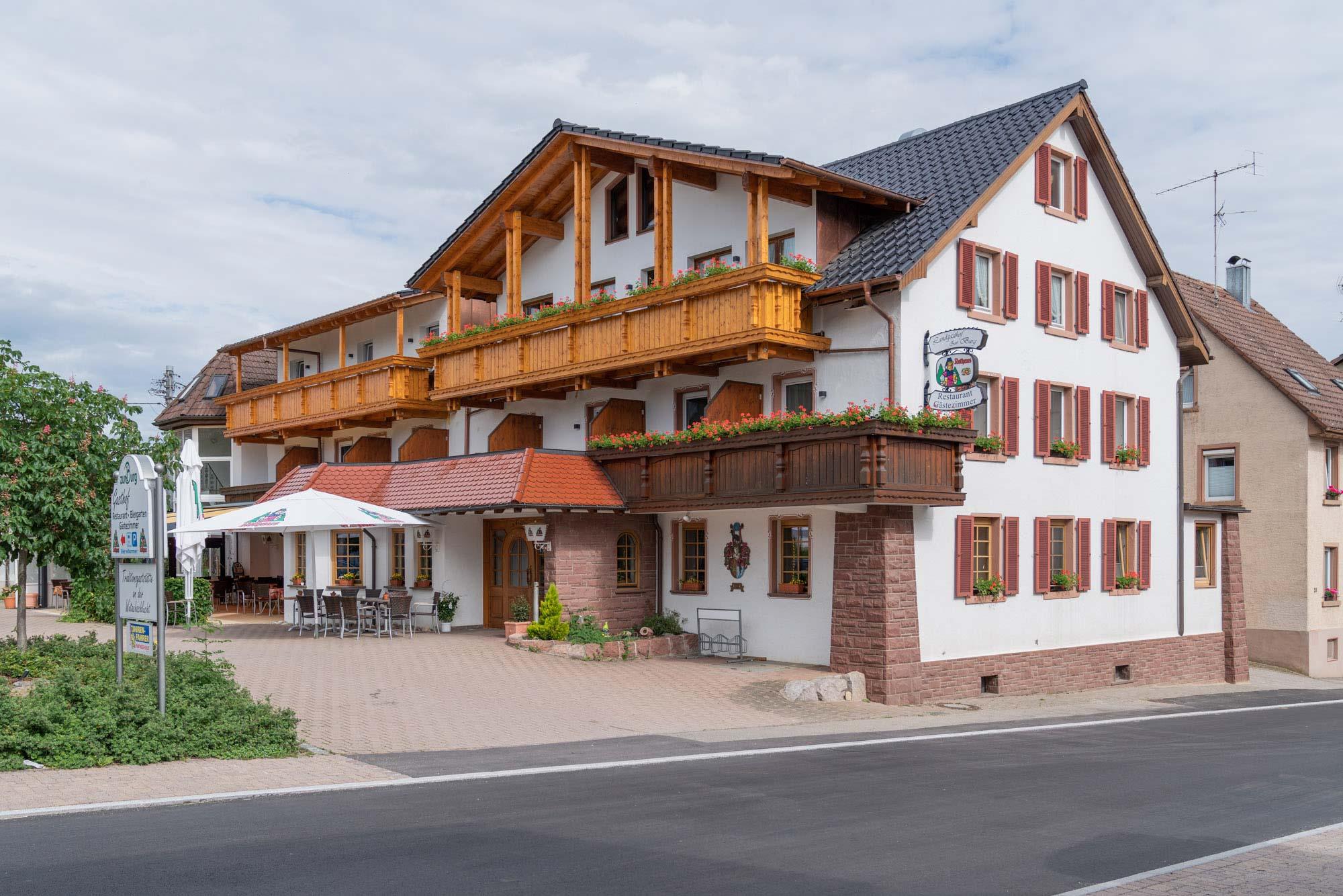 Architekturbüro Kaiser Hotel Gasthof zur Burg