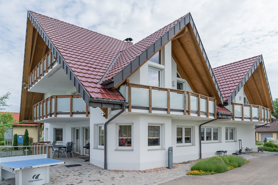 Architekturbüro Kaiser Referenz Wohnhaus