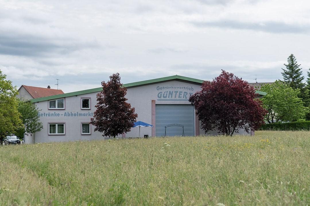 Architekturbüro Kaiser Referenz Getränke Güntert