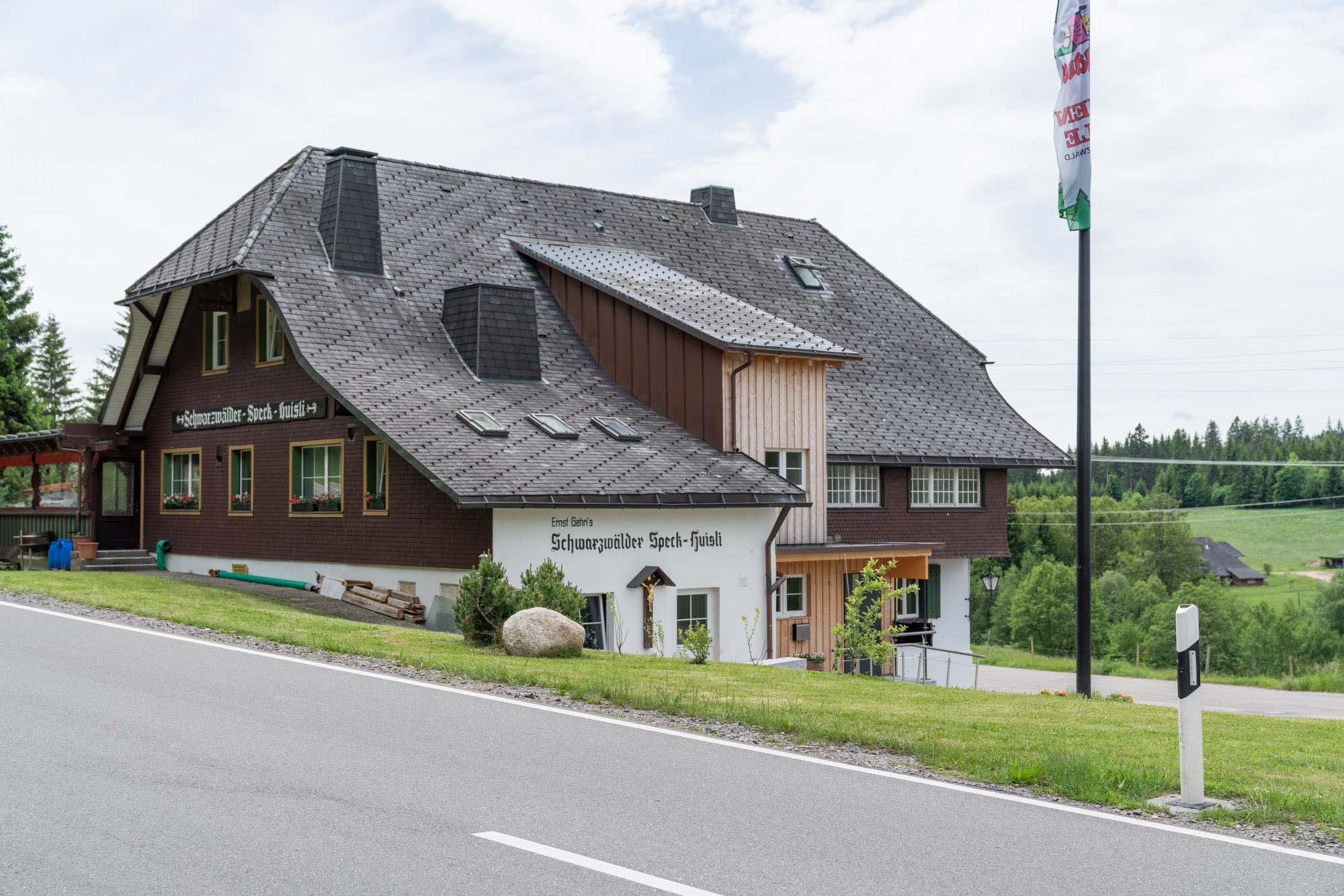 Architekturbüro Kaiser Referenz Schwarzwälder Speckhuisli