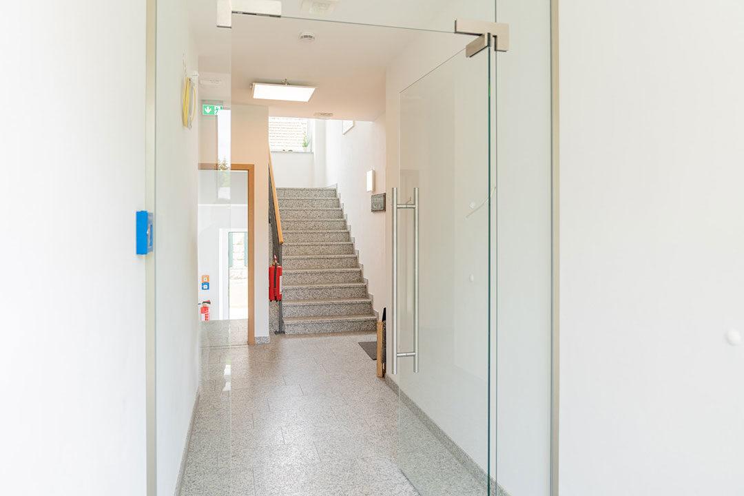 Architekturbüro Kaiser Referenz Hinterhaus Alpenblick