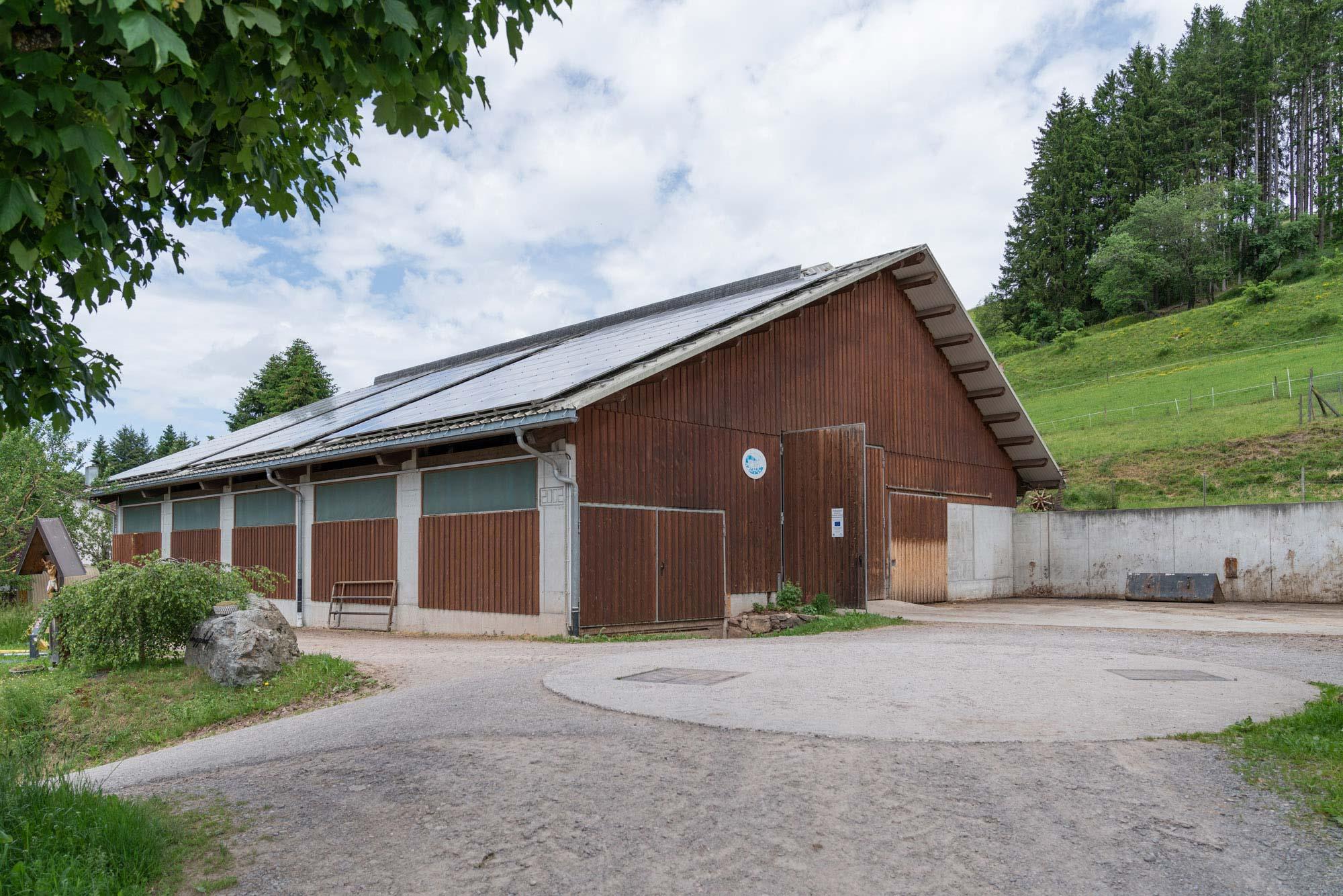 Architekturbüro Kaiser Referenz Mutterkuhstall