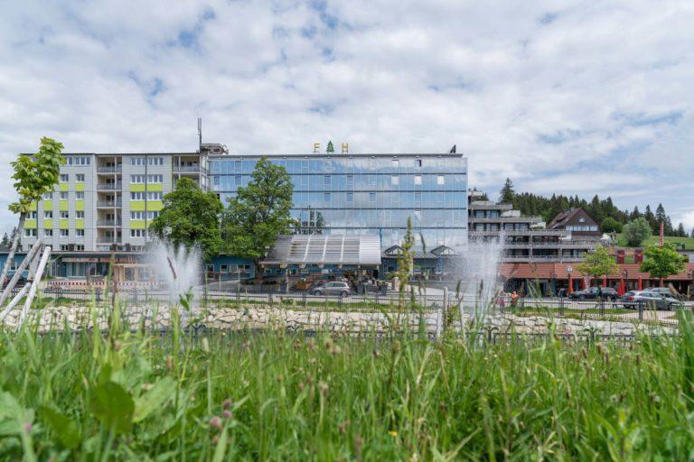 Architekturbüro Kaiser Referenz Feldberger Hof