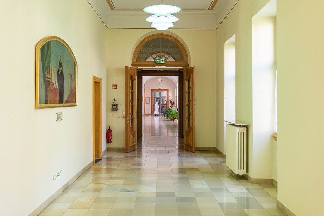 Architekturbüro Kaiser Referenz Kloster St. Trudpert