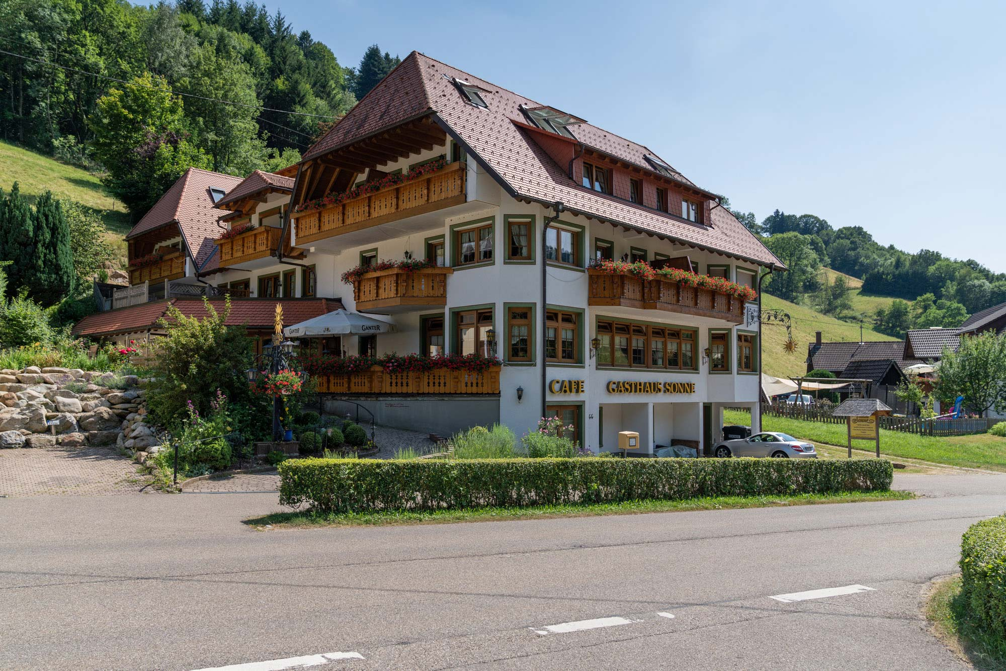 Architekturbüro Kaiser Referenz Gasthaus-Pension Sonne