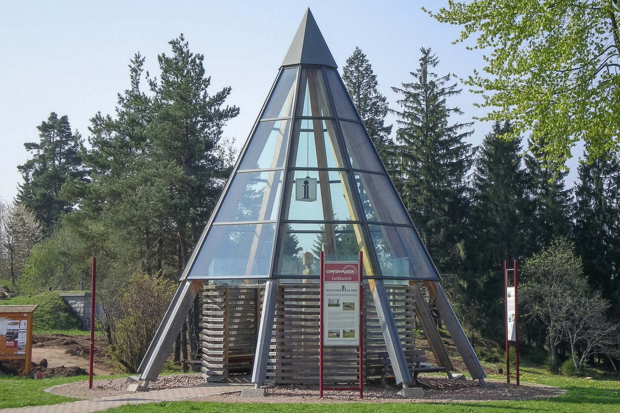 Architekturbüro Kaiser Referenz Fahrgastunterstand
