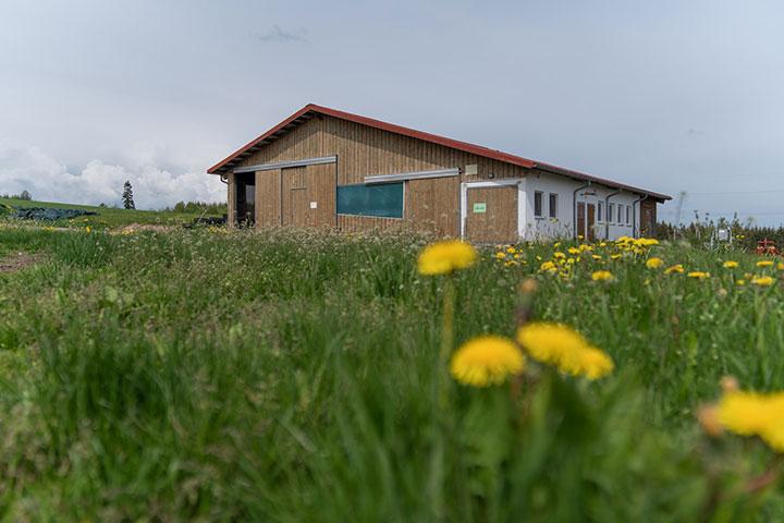 Architekturbüro Kaiser Landwirtschaftliche Bauten