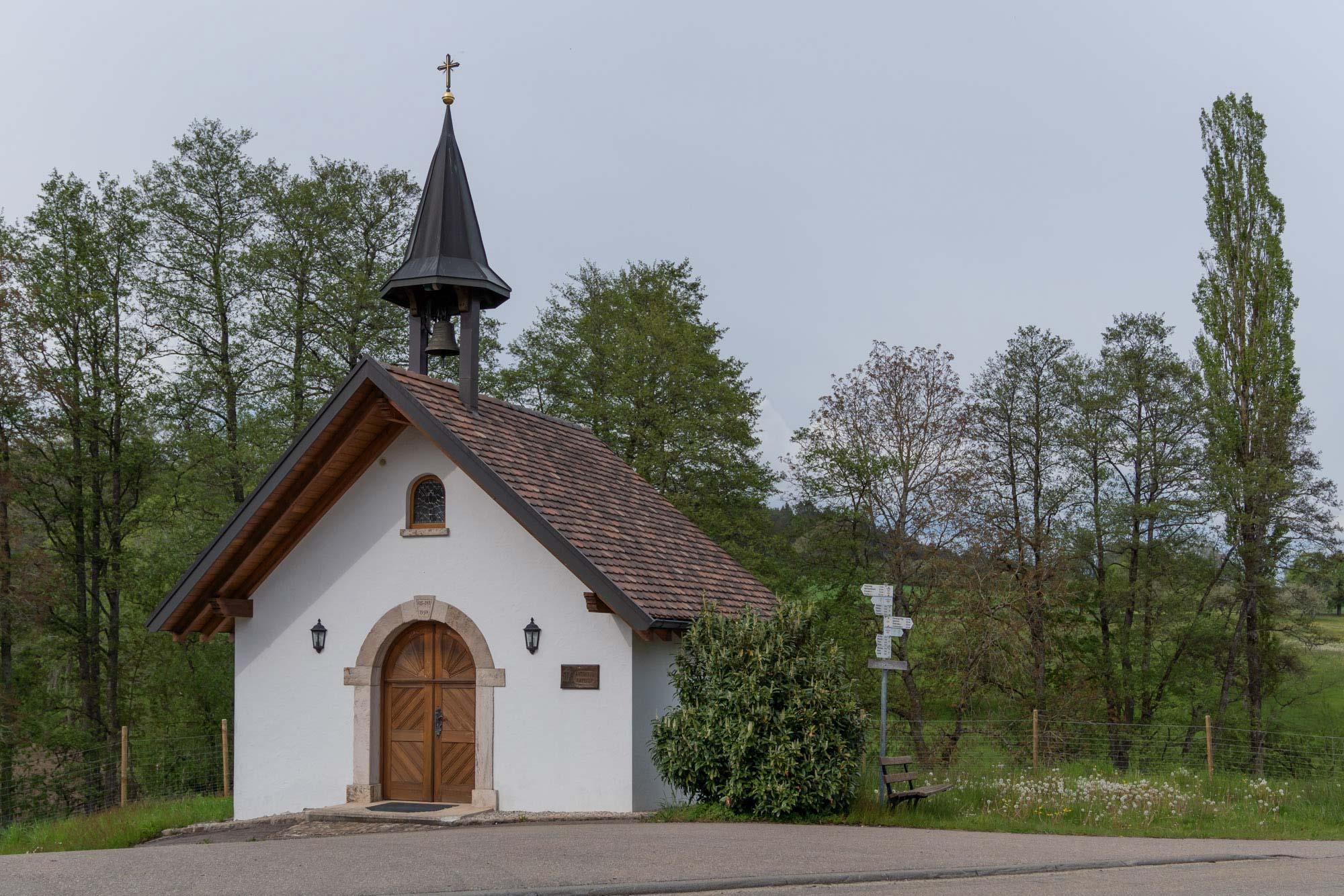 Architekturbüro Kaiser Referenz Antonius Kapelle