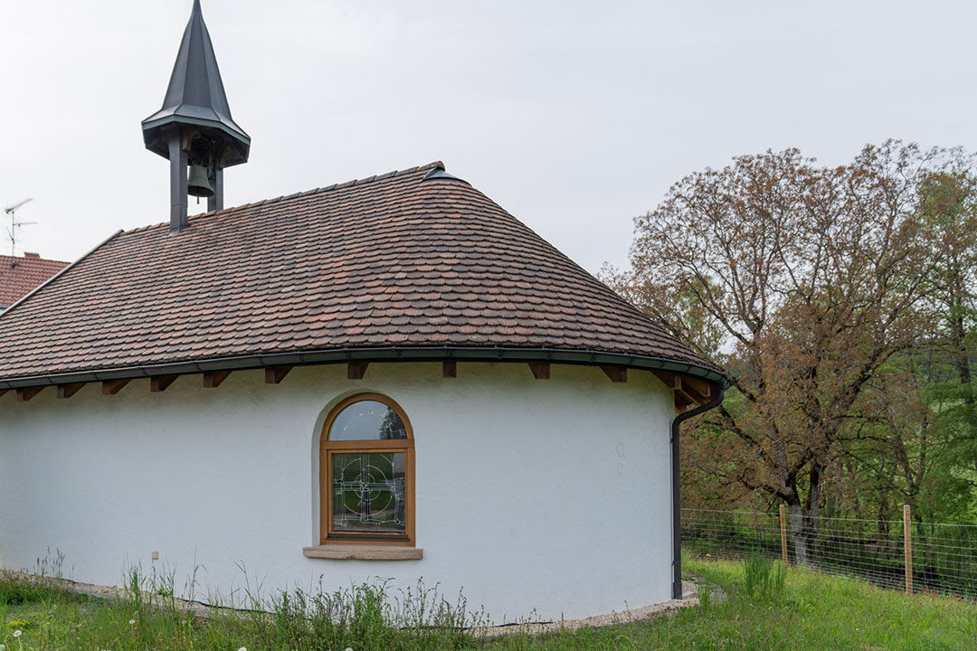 Architekturbüro Kaiser Referenz Antonius Kapelle