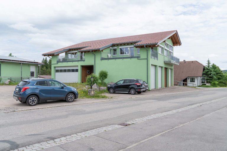 Architekturbüro Kaiser Referenz Lagerhalle